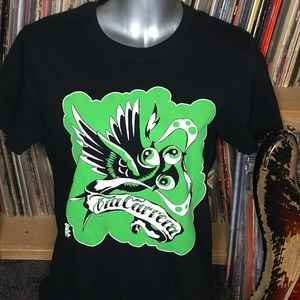 NEW Tia Carrera (Heavy Psych/Blues Rock) T-shirt